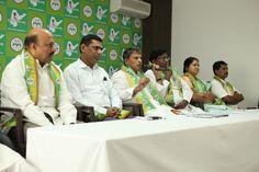Dr. Thulasi Reddy,R.D.Wilson, S.Sudharani, Atloori Subba Rao, and other