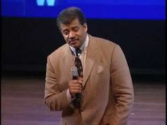 Neil deGrasse Tyson Lecture @ UW   Neil deGrasse Tyson gives a wonderful lecture at the University of Washington; covering Astronomy, Sociology, and Scientific development in an entertaining lecture