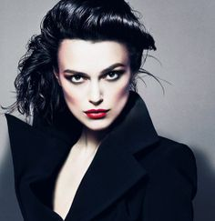 Keira Knightley for Interview April 2012 by Mert Alas and Marcus Piggott