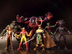Marvel Legends Onslaught Series // Pinned by: Marvelicious Toys - The Marvel Universe Toy & Collectibles Podcast [ m a r v e l i c i o u s t o y s . c o m ]