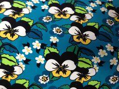 Violets from Znok Sweden organic cotton knit by OurDesignerShop, $14.00