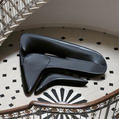 Design by Zaha Hadid Architects and B & B Italia.