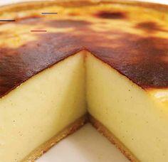 Flan pâtissier sans pâte avec thermomix - Plat et recette - Thermomix - #flanpatissier - Cette recette du flan pâtissier sans pâte avec thermomix est devenue un classique, chaque fois que nous n'avons pas d'idée de dessert à préparer on la fait!... Pear Dessert Recipes, Desert Recipes, Pie Recipes, Vegan Recipes, Custard Pudding, Bon Dessert, Poached Apples, Starchy Foods, Best Oatmeal