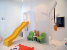 Playroom. If only!