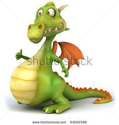 First thing that popped into my head was puff the magic dragon.........