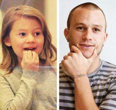 Matilda cada vez mais parecida com o pai <3