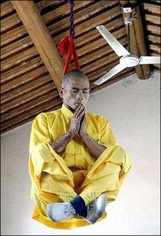 ♂ Chinese martial art Shaolin kungfu monk