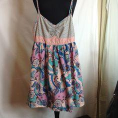 Mimi chica dress Mimi Chica cotton sundress Mimi Chica Dresses Mini