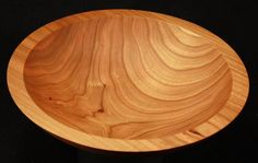 Small Wooden Salad BowlCherry Wood BowlFood Safe Wood by Hofcraft