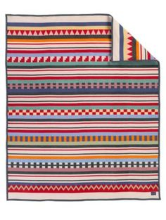 TAMIAMI TRAIL BLANKET - need to duplicate this in crochet.