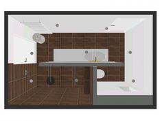 Ennovy badkamer ontwerp met mosa tegels en gestukadoorde wanden.%0D%0Acombinatie wit - bruin - oranje