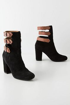 do i need these boots? Buckled Mid-Boots