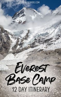 Is Everest Base Camp