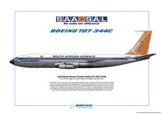 South African Air Force, Boeing 707, Airline Logo, Jumbo Jet, Air Force Aircraft, Commercial Aircraft, Civil Aviation, Chase Bank, Air Lines