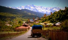 Georgien – Frühstück im Kaukasus | Kaukasus-Reisen