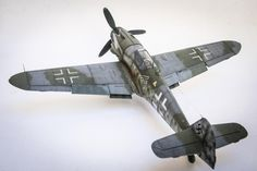 Page 1 of 3 - 1/32 Revell Bf 109G-10 Erla Double Chevron - posted in Ready for Inspection: Here is my recently completed Revell Bf 109G-10 Erla in 1/32 scale. I added a few aftermarket items including: A.M.U.R. Reaver Bf 109G-10 Erla Resin Cowling A.M.U.R. Reaver Bf 109G/K Resin Spinner and Prop Blades Aires Bf 109G-10 Resin Cockpit Barracuda Studios Bf 109G-10 Resin Exhausts Eduard Bf 109G-10 Metal Landing Gear Legs and Gear Covers Montex Maxi Masks Small wheel bulge wing...