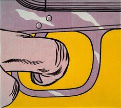 Trigger Finger by Roy Lichtenstein