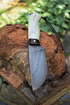 Custon handmade knife Peremský