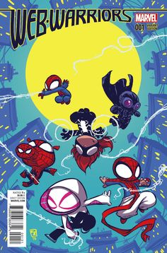 Marvel Entertainment - Protecting the Spider-Verse by any means...