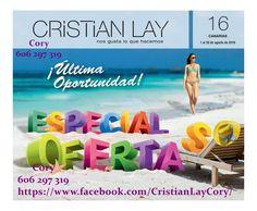 Campaña 16, cristian lay