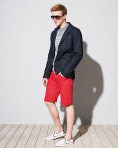 Casual Mens Summer Fashion | ... Hilfiger at Fashion Week Spring-Summer 2013 | Fashion News Update