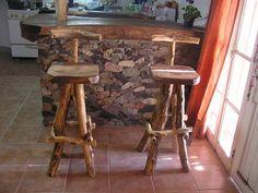Madera & Arte Muebles Rusticos por Miguel Ruiz.: Bancos, banquetas ...