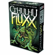 Cthulhu Fluxx with PROMO card