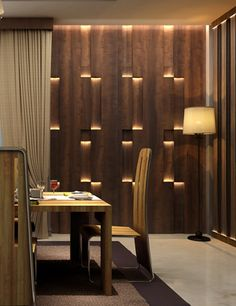 Design Number : 14177 SF Design Name: Columbian Walnut Wall Panel Design, Partition Design, Partition Walls, Wall Panelling, Interior Walls, Interior Design, Wall Cladding Interior, Wall Finishes, Wall Treatments