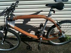 Bend Plywood Bike II