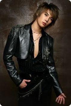 Park Jung Min from SS501