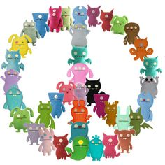 Ugly dolls rulez! :-)