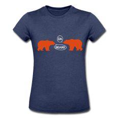 Nike Chicago Bears Women's Tempo Performance Running Shorts ...