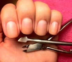 Como preparar as unhas para esmaltação por Melissa Menezes