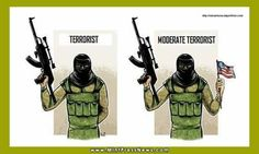 Know Your Terrorist