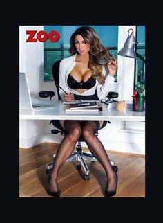 Luisa Zissman – ZOO April 2014