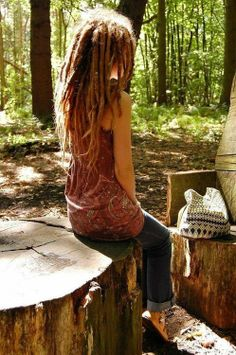 Nature/hippie/earthy/dreads :-) ✌☯☮
