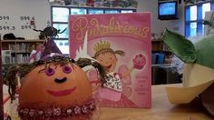 Pinkalicious picture books by Victoria Kann