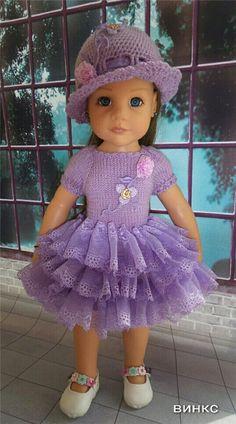 Два новых наряда для Готц. / Одежда и обувь для кукол - своими руками и не только / Бэйбики. Куклы фото. Одежда для кукол