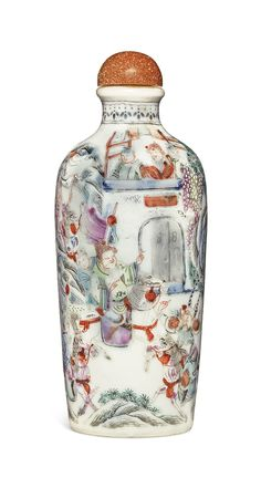 Bottle Box, Small Bottles, Chinese Culture, Beautiful Hands, Perfume Bottles, Objects, Porcelain, Ceramics, Crafty