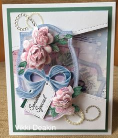 Tattered Lace Cards, Lace Flowers, Eat Cake, Delicate, Detail, Birthday, Big Shot, Crafts, Inspiration
