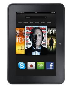 "7"" Kindle Fire HD Tablet, Just $99.99---Save $100.00!"