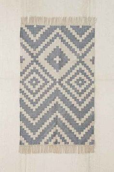$329 Desert Kilim Indoor/OutdoorWoven Rug - Urban Outfitters