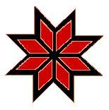 Mi'kmaq Tribe Symbols - Mi'kmaq Star Elbow Tattoos, Pin Up Tattoos, Star Tattoos, Indian Symbols, Tribal Symbols, Native American Symbols, Native American Indians, Aboriginal Education, Medicine Wheel