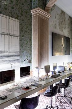 Time Travel: Antonio Giuseppe Martiniello Lives and Works in Naples | Projects | Interior Design