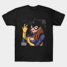 BG 182 T-Shirt - Batgirl T-Shirt is $13 today at TeePublic!