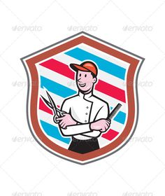 Realistic Graphic DOWNLOAD (.ai, .psd) :: http://jquery-css.de/pinterest-itmid-1008494364i.html ... Barber Holding Scissors Comb Shield Cartoon ...  artwork, barber, barber stripes, cartoon, comb, crest, cutter, graphics, hair, haircut, hairdresser, holding, illustration, male, man, retro, scissor, shield, stripes, worker  ... Realistic Photo Graphic Print Obejct Business Web Elements Illustration Design Templates ... DOWNLOAD :: http://jquery-css.de/pinterest-itmid-1008494364i.html