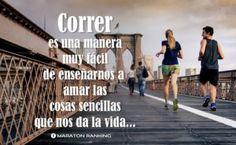 Las 13 Mejores Imágenes De Running Frases Motivación Para