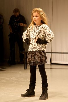 Petit by Sophie Schnoor at CIFF Kids for kids fashion fall 2014