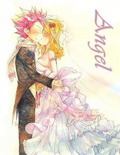 Fanfic / Fanfiction de Fairy Tail - Angel. - Capítulo 1 - Capitulo único.