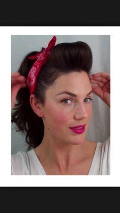 Hairband idea style